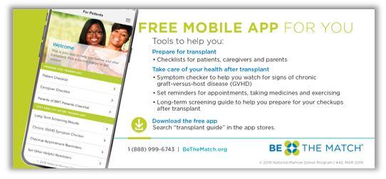 Patient App Info Card